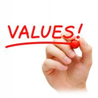 Matching Your Values to Your Company's Values