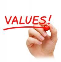 values small